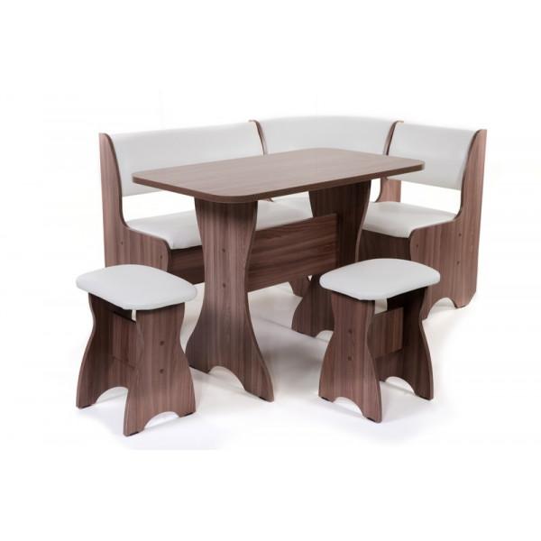 Набор мебели для кухни Тюльпан Однотонный