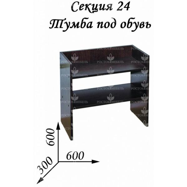 Модульная Прихожая Диана-4
