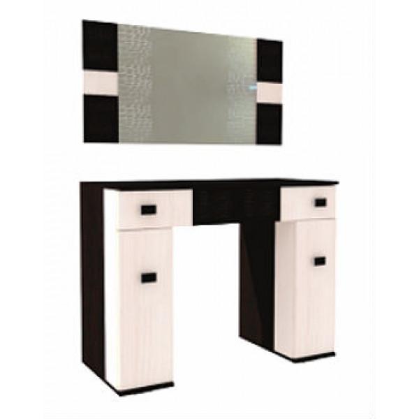Спальный гарнитур Конго Туалетный столик с зеркалом